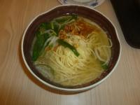 阿六切仔麺の切仔麺140908