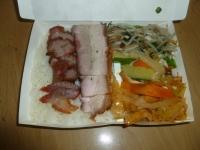 叉燒燒肉飯140909