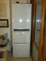 三重の東芝3ドア冷蔵庫140923