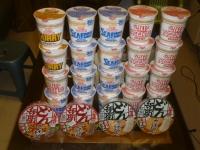 日清カップ麺タワー141004