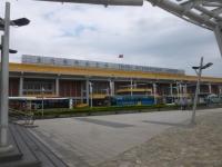 台北松山空港141007