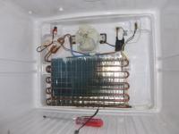 冷凍室の冷媒パイプ141007