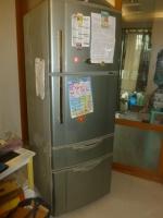 とうとう壊れたSANYO冷蔵庫141007
