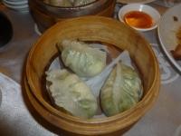 明蝦韭菜餃141010