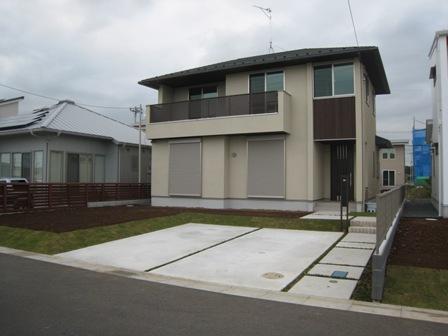 学園の森 新築住宅