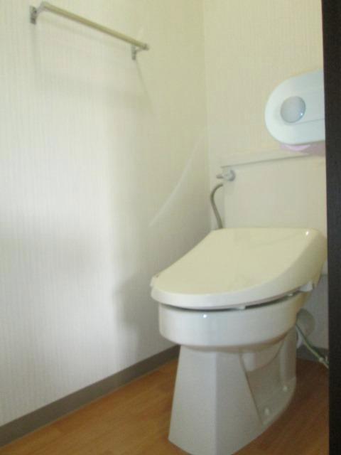 鹿児島市紫原6丁目の中古マンション、ヴェルデクス紫原のトイレ