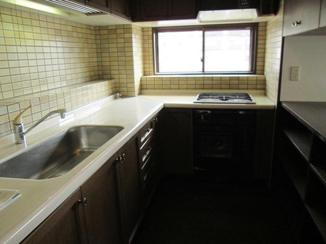 鹿児島市紫原6丁目の中古マンション、ヴェルデクス紫原のキッチン