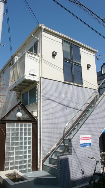 ■物件番号4127 海3分の格安1Kアパート入荷!2階!日当り良好!ミニロフト付!天井高い!3.6万円!