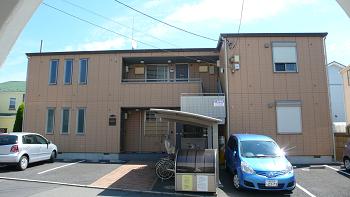 チサンでサーフィン!海5分!2DKマンション!敷地P有!オール洋室!都市ガス!7.2万円!