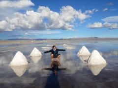ウユニ塩湖3