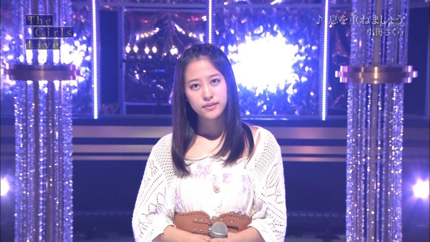 「The Girls Live」モーニング娘。'14 小田さくら