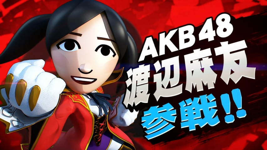 大乱闘スマッシュブラザーズ for Nintendo 3DS TVCM4