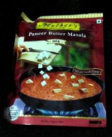 インドでアピスト-パニール用マサラMIX