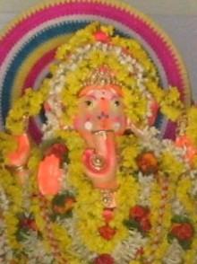 インドでアピスト-ガネーsy