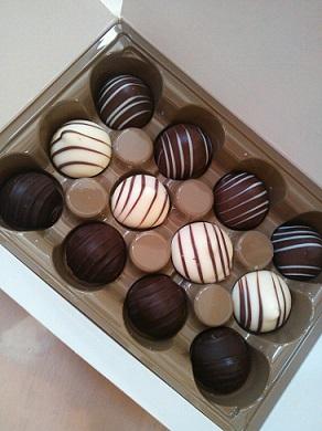 4ベルギーチョコ