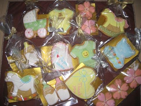 4手作りクッキー