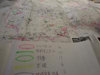 多摩区の施設地図