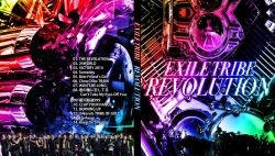 EXILE TRIBE ~ REVOLUTION ~