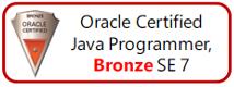 JavaプログラマSE7ブロンズ