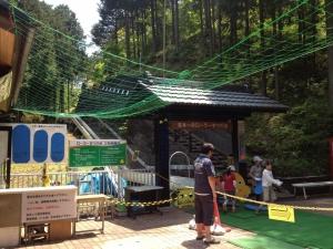 丹波山ローラーすべり台1