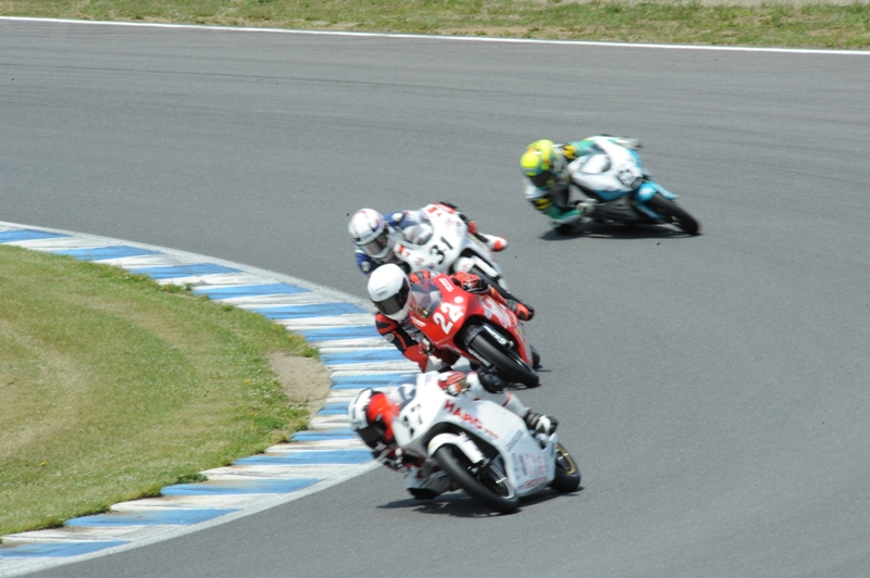 もてぎレース1-2