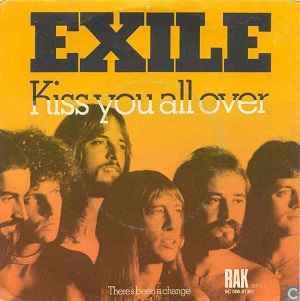 Kiss_You_All_Over_Exile_Jacket