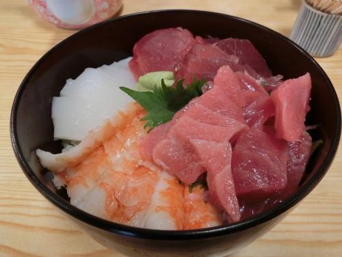 鐵子の小屋 005_7海鮮丼