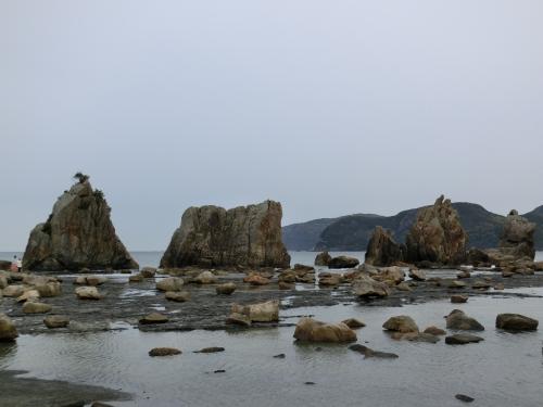 鐵子の小屋 007_3橋杭岩