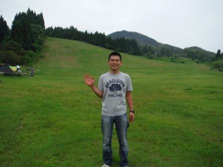 1揖斐高原キャンプ