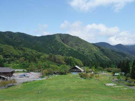 1揖斐高原キャンプ5