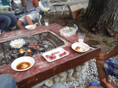1揖斐高原キャンプ1-14