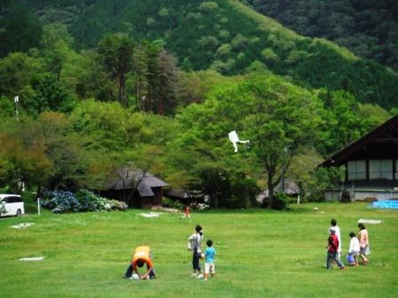 1揖斐高原キャンプ1-23