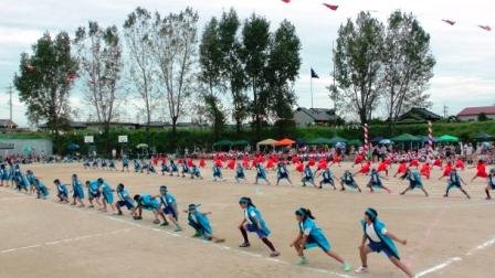 1小学校運動会2014 5
