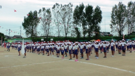 1小学校運動会2014 8