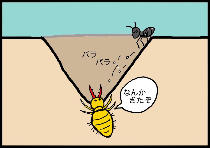 アリジゴク−1