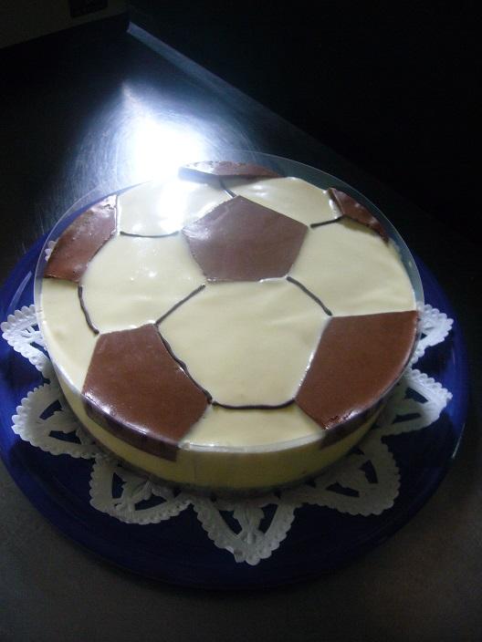 サッカーボールババロア