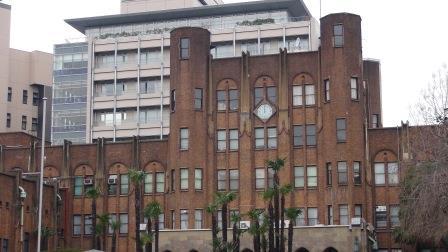 東京大学医科学研究所附属病院1