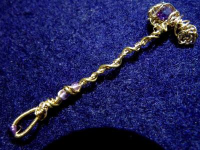 紫の貴婦人1