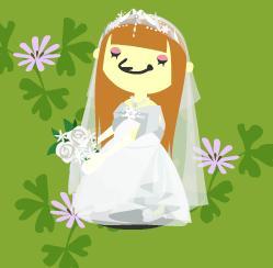 純潔の花嫁