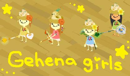 GEHENA girls