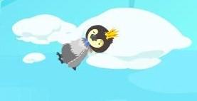 penguin sleep