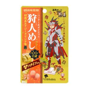 第1位 UHA味覚糖 狩人めし 回復系エナジードリンク味