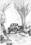 田舎トラック