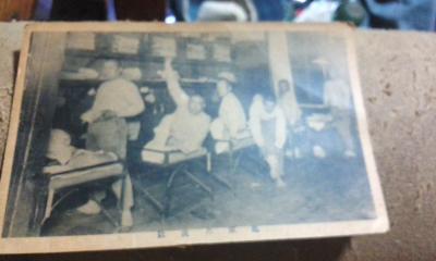 おそらく戦時中の写真ハガキ2