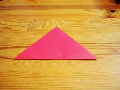 達磨大師折り紙1