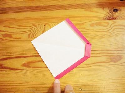 達磨大師折り紙5