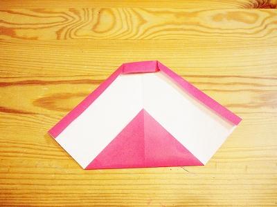 達磨大師折り紙6