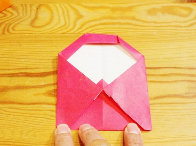 達磨大師折り紙7