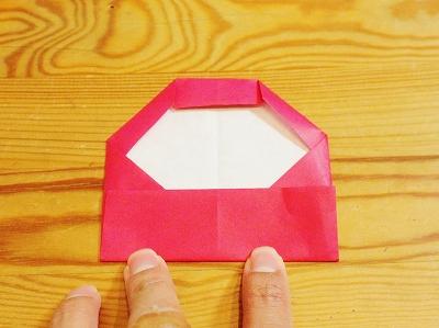 達磨大師折り紙8