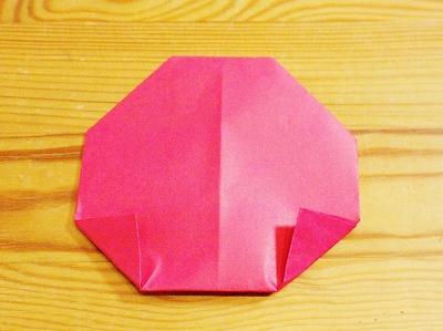 達磨大師折り紙9